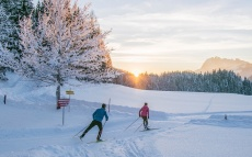 Tirolská zima ako v rozprávke
